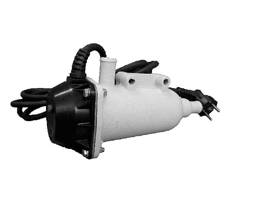 1 - Установка подогрева двигателя на маз
